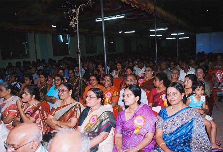 Sangamam 2006 - Audience