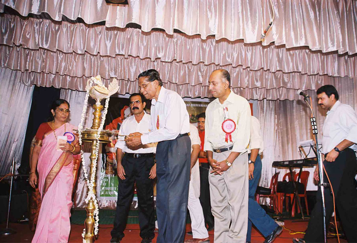 Sangamam 2006 - Inaugurated by Prof. George Jacob